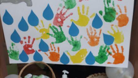 Światowy Dzień Mycia Rąk 15.X