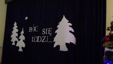 """,,Bóg się rodzi..."""" Wigilijne spotkanie 19.12.2018"""