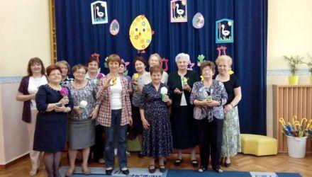 Przedszkolaki Seniorom